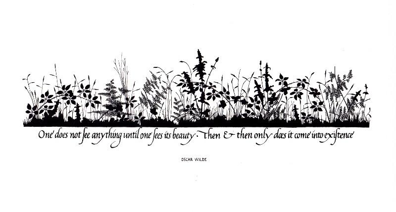 Phrase d'Oscar Wilde